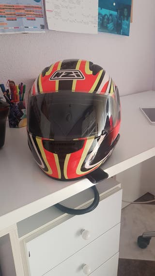 Casco moto NZI