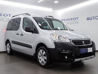 Peugeot Partner Tepee Outdoor 1.6 BlueHDi 100CV