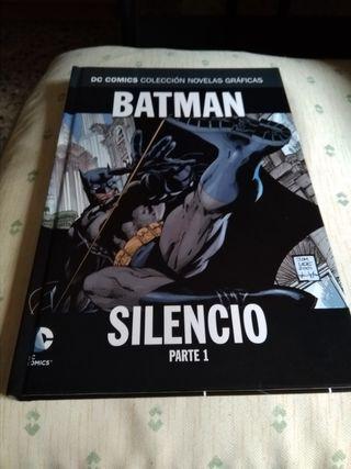 tebeo de Batman
