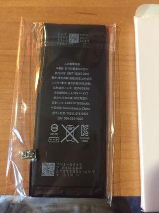 Bateria iphone6