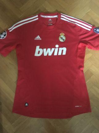 Camiseta retro Real Madrid