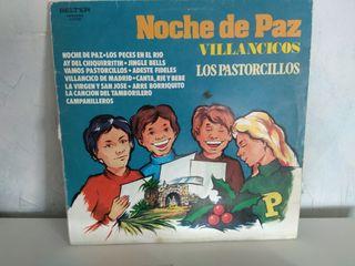 Disco vinilo y CD Villancicos de Navidad