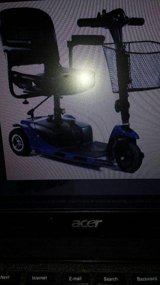 Scooter minusvalido