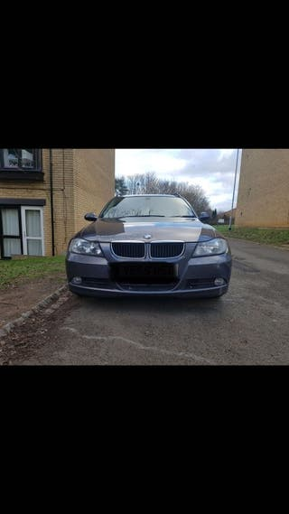 despiese de BMW 320.2.0 D 2008