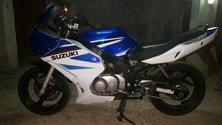 moto Suzuki 2007