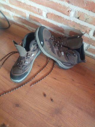 botas de montaña SIN USAR