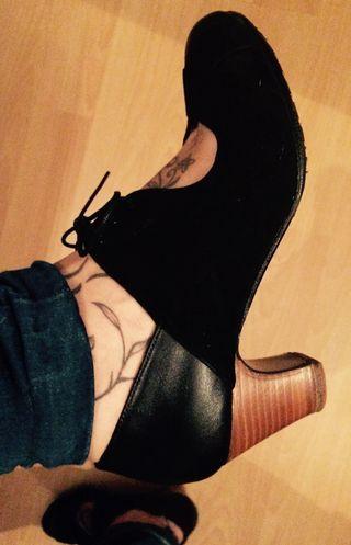 Zapatos de flamenco Menkes