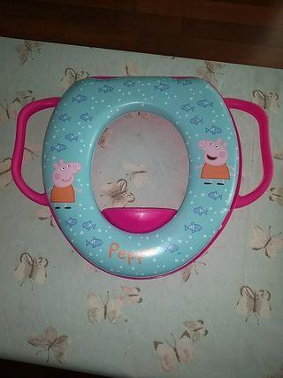 Adaptador de wc