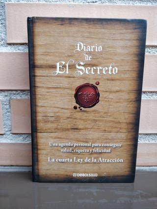 "Diario/Agenda de ""El Secreto"""