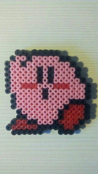 Hama beads Kirby