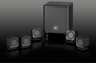 Home Cinema MISSION M3 CUBE altavoces 5.1