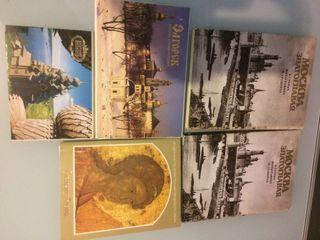 Lote de postales rusas