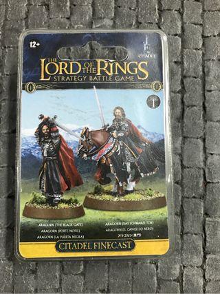 Aragorn rey ESDLA warhammer