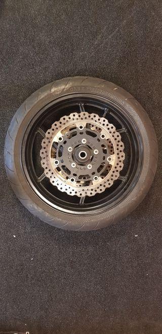 rueda kawasaki z800