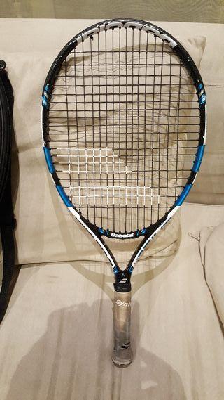 Raqueta tenis Babolat pure drive JR23 niño