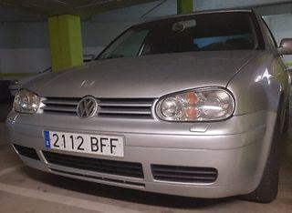 volkswagen golf 2001 1.8 turbo 150cv