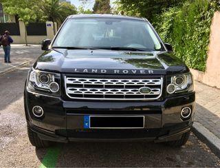 Land Rover Freelander 2014