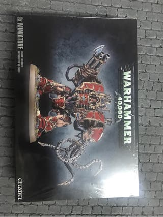 Bruto warhmmer 40k caos