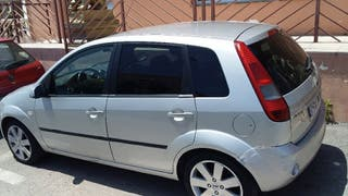 Ford fiesta fiesta 2005 no negociable