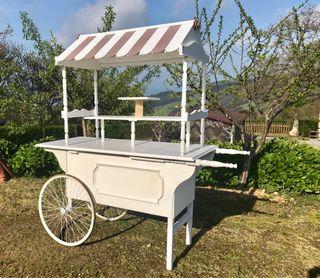 Candy Bar, carrito eventos
