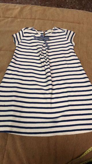 Vestido marinero Zara