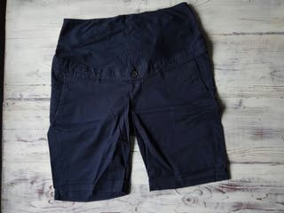 Pantalones Cortos Embarazada H&M (talla 44)