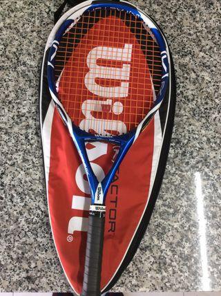 Raqueta tenis Wilson K factor
