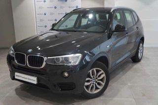 BMW X3 XdRIVE 20D Automático 190cv Mod F25 EU 6