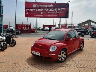 Volkswagen Beetle 1.6 102Cv Red Edition