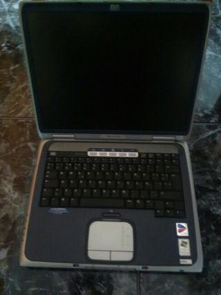 Ordenador portàtil HP