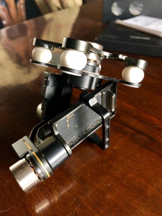 Dji Zenmuse H3-3D de tres ejes