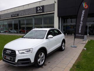 AUDI Q3 2.0 TDI DESIGN EDITION 5P
