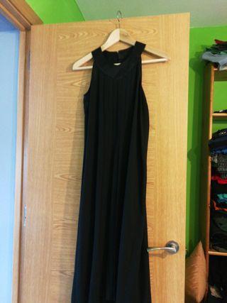Vestido de fiesta de fabricación española talla 40