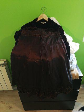 conjunto chaqueta y falda TORERO talla 40