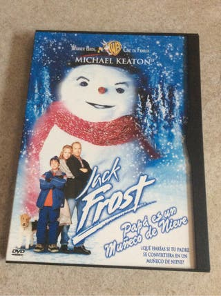 Jack Frost DVD