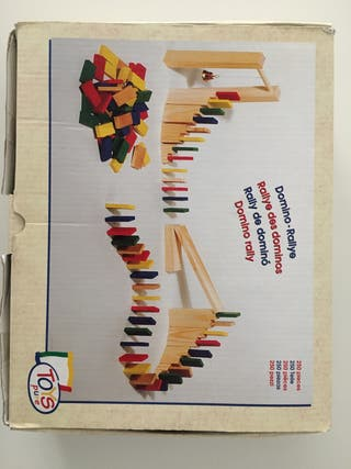 Circuito domino 250 piezas