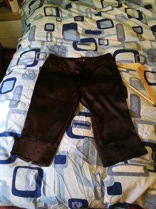 pantalón de raso orte pirata TORERO talla 40