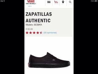 a1a02b28e1 Zapatillas Vans de segunda mano en Palma de Mallorca en WALLAPOP