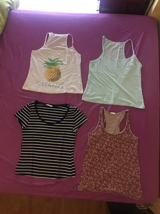 Camisetas verano
