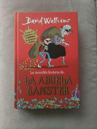 Libro - la abuela gangster-