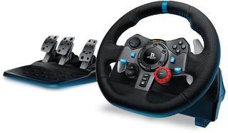 Volante logitech G29 PS4 PS3 PC