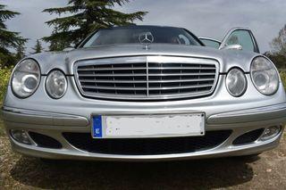 Mercedes-Benz Clase E 2002 Gasolina