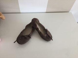 Bailarinas Topise talla 27