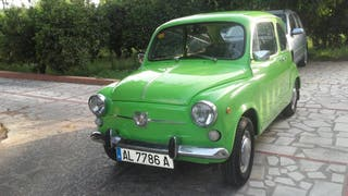 SEAT 600 impecable
