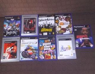 Juegos playstation 2