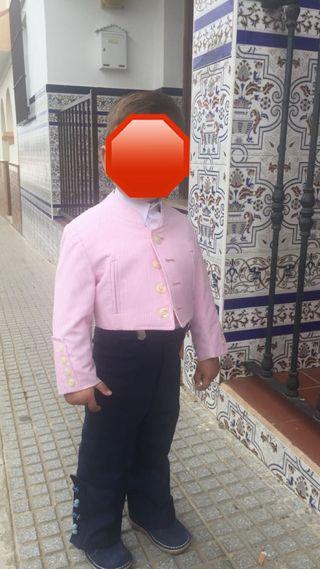 Traje flamenco / corto