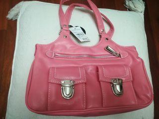 Bolso rosa nuevo