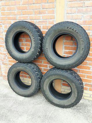 Neumático todoterreno 4x4