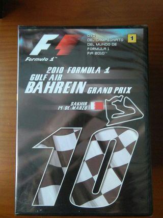 DVD Formula 1