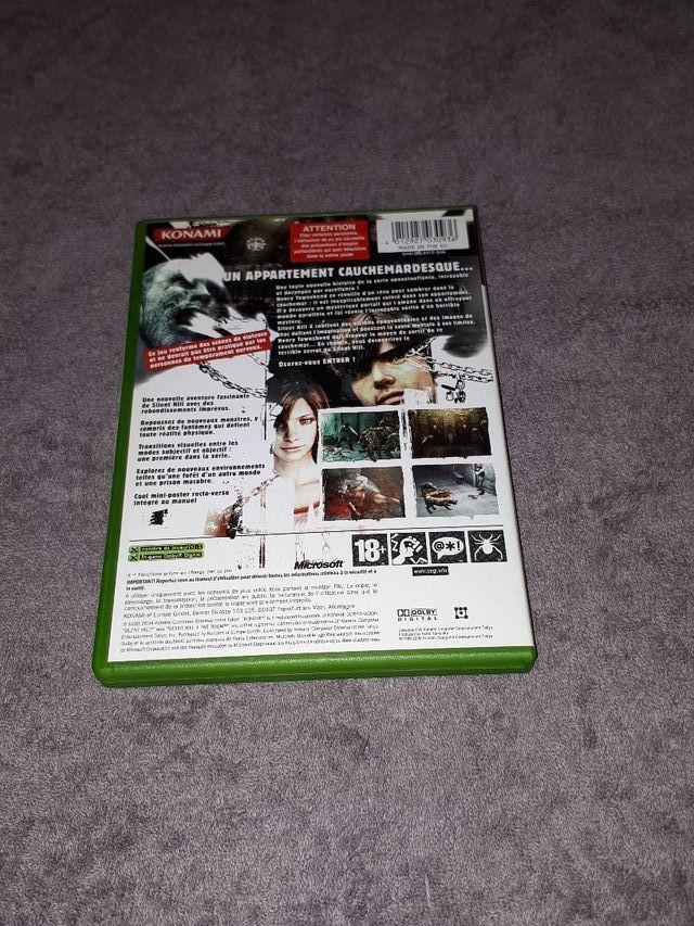 Juego xbox Silent Hill 4 The Room de segunda mano por 25